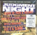 Judgement Night - OST - Limited to 5000 Copies on Flaming Vinyl - MOV LP