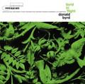 Donald Byrd - Byrd in Flight (Blue Note Tone Poet Series) - Vinyl - LP