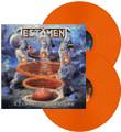 Testament - Titans of Creation - Orange Vinyl 2x LP