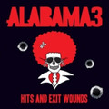 Alabama 3 - Hits And Exit Wounds - Colored Vinyl - 2x LP