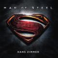 Man of Steel O.S.T. (Hans Zimmer) - Blue Vinyl - 2xLP