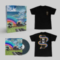Modest Mouse - The Golden Casket - Limited Edition  Deluxe Box CD + T-Shirt (Large)