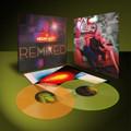 Erasure - The Neon Remixed - Amber & Yellow Vinyl - 2xLP