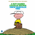 Vince Guaraldi Trio - A Boy Named Charlie Brown - LP