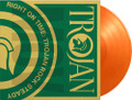 Right on Time: Trojan Rock Steady - Music on Vinyl Orange Vinyl - 180g LP
