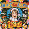 Home Alone Christmas - Clear with Red & Green Christmas Party Swirl Vinyl - LP