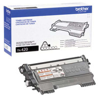 BROTHER TN420 Black Toner Cartridge