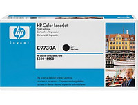 HP #645A BLACK TONER CARTRIDGE FOR COLOUR LASERJET 5500