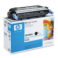 HP CB400A #642A Series Black Toner