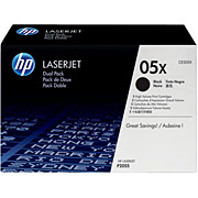 HP CE505X High Yield Black Toner