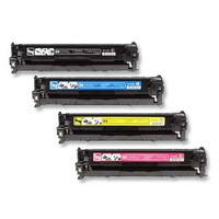 HP 125A All in One New Compatible Laser Toner Cartridge Combo Set