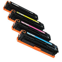CE320BCMY Compatible Toner Cartridge Set