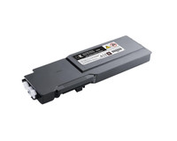 Dell C3760N Compatible Yellow Toner Cartridge