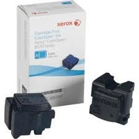 XEROX COLORQUBE 8570 CYAN SOLID INK (2 STICKS)