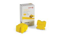 XEROX COLORQUBE 8570 YELLOW SOLID INK (2 STICKS)