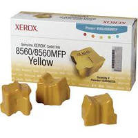 XEROX PHASER 8560 SOLID INK YELLOW (3 STICKS)