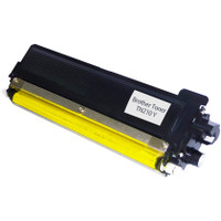 BROTHER TN-210Y Yellow Laser Toner Cartridge