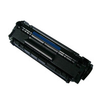 HEWLETT PACKARD Q2612A Black Laser Toner Cartridge