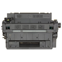 HEWLETT PACKARD CE255A Black Laser Toner Cartridge