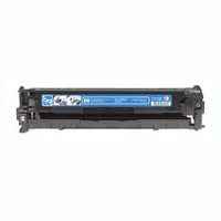 HEWLETT PACKARD CB541A Cyan Laser Toner Cartridge