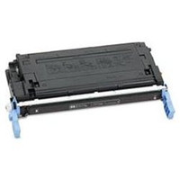 HEWLETT PACKARD C9720A  Black Laser Toner Cartridge