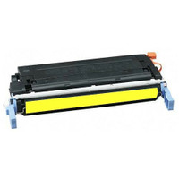 HEWLETT PACKARD C9722A  Yellow Laser Toner Cartridge