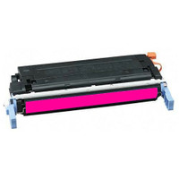HEWLETT PACKARD C9723A Magenta Laser Toner Cartridge