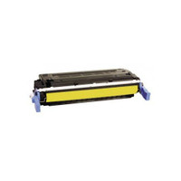 HEWLETT PACKARD C9732A Yellow Laser Toner Cartridge