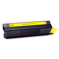 OKIDATA 42127401 Yellow Laser Toner Cartridge
