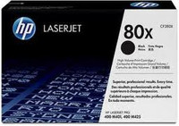 HP CF280X High Yield Black Toner