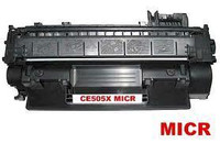 Hewlett Packard Laserjet CE505X MICR Toner Cartridge