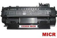 Hewlett Packard Laserjet CE505A MICR Toner Cartridge