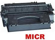 Hewlett Packard Laserjet Q7553X MICR Toner Cartridge