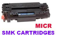 Hewlett Packard Laserjet Q7115X MICR Toner Cartridge