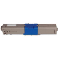 New Compatible Toner 44469703 Cyan for Okidata C310, C330, MC361.