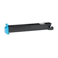 New Compatible A0D7435 Konica Minolta Cyan Toner Cartridge