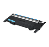 New Compatible Samsng CLT-C407S Laser Toner Cartridge Cyan