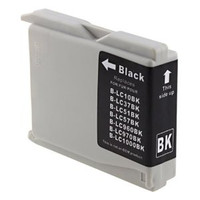Brother LC51BK Compatible Inkjet Cartridge