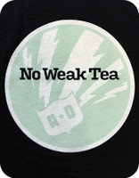 No Weak Tea