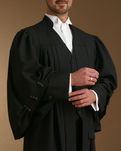 Lawyer Combination robe - De Lavoy - Legal Robes