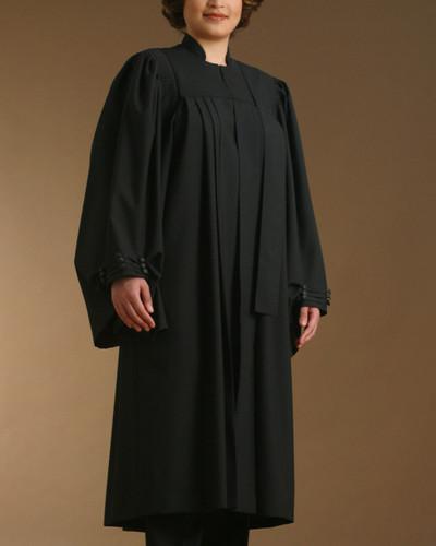 De Lavoy Lawyer Robe - De Lavoy - Legal Robes