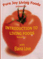 Introduction to Living Foods Vol. 1