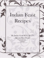Jackie Graff's Raw Recipe Booklet - Indian Feast Recipes