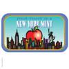 new york city big apple mints 70 pcs each