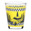 New York City Taxi Cab Shot Glasses