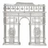 Wire Arc de Triomphe Model