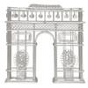 Steel Wire Arc de Triomphe replica