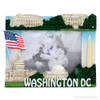 Washington DC Landmarks Photo Frame