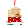Rome Landmarks Ornament for Personalization