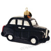 British Taxi Christmas Ornaments